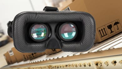 Augmented reality could solve unskilled labor problem in warehouses (Photo: Kinemagic)