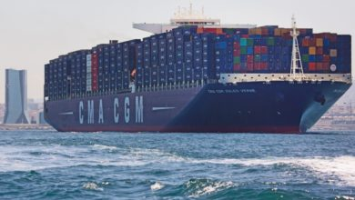 Photo of Container rates are on fire. How can you invest in that?