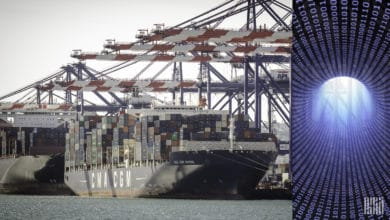 Photo of CMA CGM victim of cyberattack