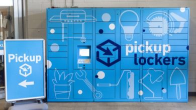 Photo of Lowe's to roll out parcel lockers nationwide