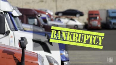 Photo of Truckers owed thousands after Texas carrier files bankruptcy