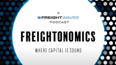Photo of Freightonomics: No days off (with video)