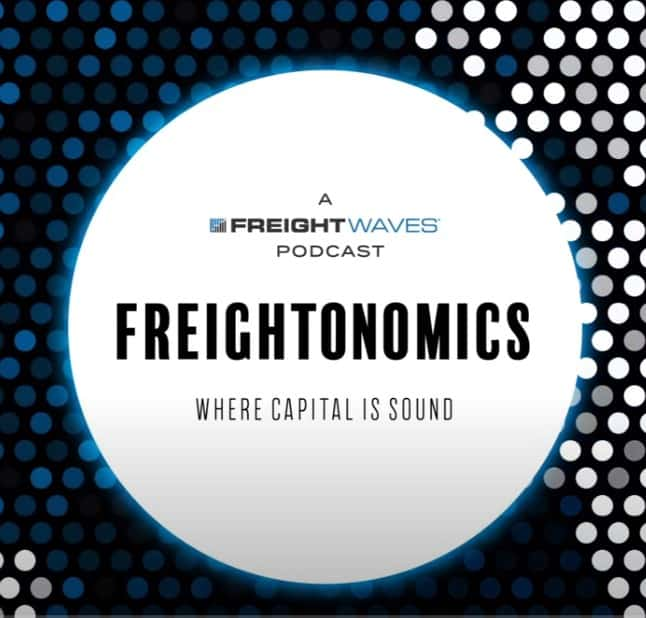 Freightonomics: Leading the way (with video)