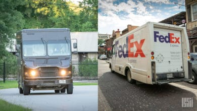 Photo of Peak season pain looms for FedEx, UPS shippers