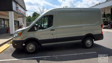 Photo of Test drive: Ford Transit delivers for the last mile