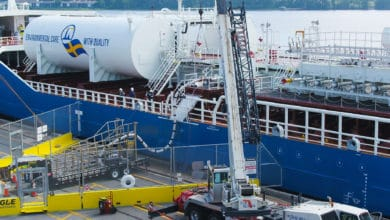 Photo of JAXPORT records bunkering first for liquefied natural gas
