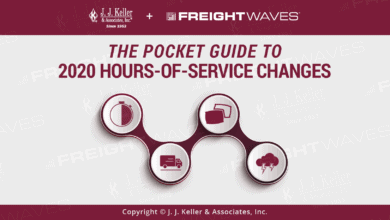 Photo of Daily Infographic: The pocket guide to 2020 hours-of-service changes