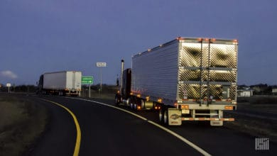 Photo of Jason's Law truck parking update under review at FHWA
