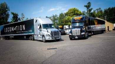 Photo of Wilson Logistics to equip 1,120 tractors with Locomation truck platooning technology