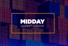 Photo of Will Uber Freight Link change the way we manage freight? – Midday Market Update (with video)