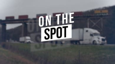 Photo of Los Angeles tightens the national trucking market – On The Spot (with video)
