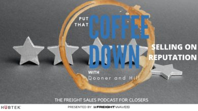 Photo of Selling on reputation – Put That Coffee Down (with video)
