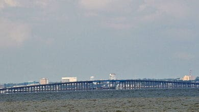 Photo of Barge collides into Florida bridge as Hurricane Sally approaches (with forecast video)