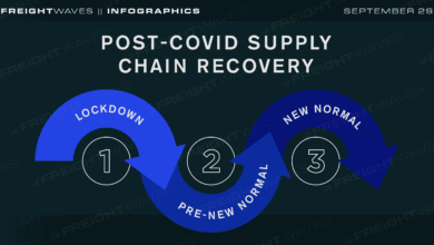 Photo of Daily Infographic: Post-COVID supply chain recovery