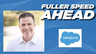 Photo of EVP of North America Enterprise at Salesforce Larry Shurtz – Fuller Speed Ahead (with video)