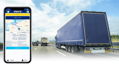 Photo of TIRPORT ushers real-time visibility into trucking industry