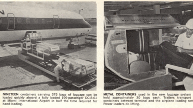 Photo of FreightWaves Flashback 1969: Eastern Airlines invests $4 million to containerize baggage