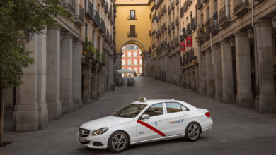 Uber eyes ride-hailing business of $1.4 billion BMW-Daimler mobility venture (Photo: FreeNow Spain)