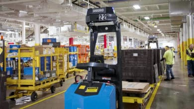 Photo of Seegrid closes $52M to automate materials handling