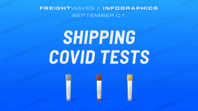 Photo of Daily Infographic: Shipping COVID tests