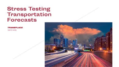 Photo of White Paper – Stress Testing Transportation Forecasts