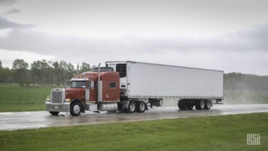 Photo of Flooding likely this week on some East Coast trucking lanes (with forecast video)