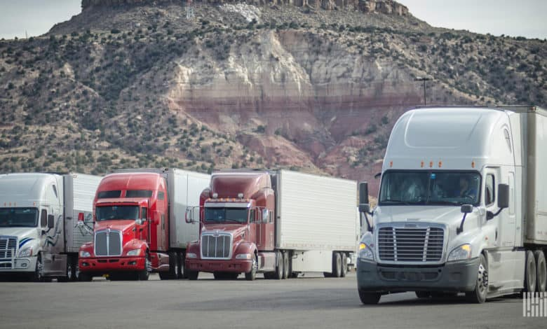 Photo of Truck drivers have always been the ultimate remote workforce