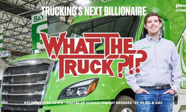 Photo of Trucking's next billionaire – WHAT THE TRUCK?!? (with video)