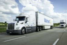 Photo of Walmart's goal for its trucks: No more diesel by 2040