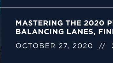 Photo of Mastering the 2020 Peak Capacity Season: Tips for Balancing Lanes, Finding Capacity and Much More