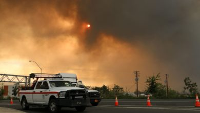 Photo of Wildfires force Alaska Airlines to suspend some Oregon, Washington flights