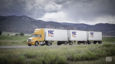 Photo of YRC gets review at Moody's, but no rating tweak was at stake