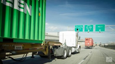Photo of Pennsylvania-based Evans Delivery settles class-action case with California drivers
