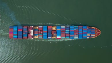 Photo of Container rate records are shattered as US imports surge