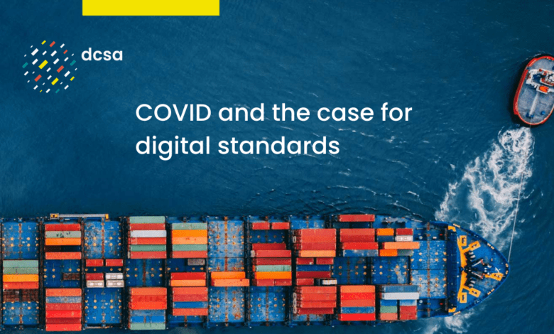 Photo of E-Book: COVID and the Case for Digital Standards