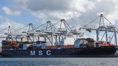 Photo of Legal vise tightens on MSC container-ship cocaine gang