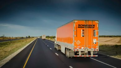 Photo of Breaking News: Schneider announces driver pay increase, viewed as first salvo in possible wage escalation