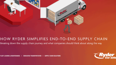 Photo of White Paper – How Ryder Simplifies the End-to-End Supply Chain Journey