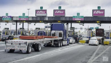Photo of Rhode Island truck-only tolls staying in effect for now