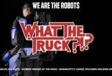 Photo of We are the robots – WHAT THE TRUCK?!? (with video)