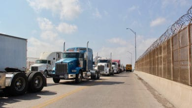 Photo of Mexican border city reconsiders ban on commercial trucks using bridges
