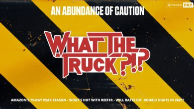 Photo of An abundance of caution – WHAT THE TRUCK?!? (with video)