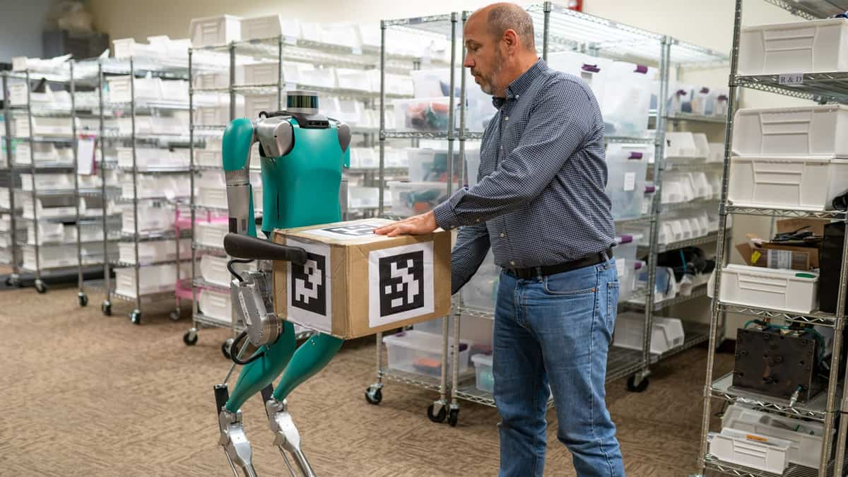 I, Robot: Agility Robotics raises $20M for bipedal automation - FreightWaves