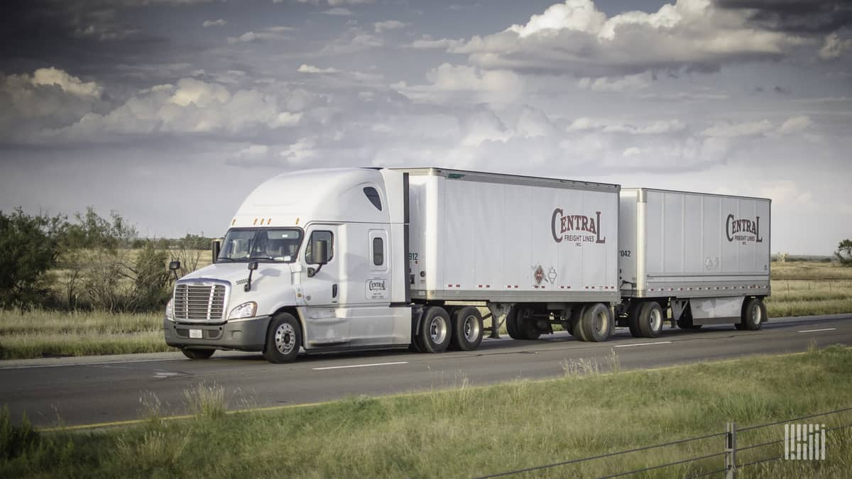 Central Freight Lines addresses rumors the carrier is closing western division