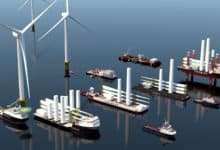 Photo of Crowley readies dive into offshore wind farm work