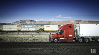 Photo of Will the import boom lead trucking to an active 'off' season?