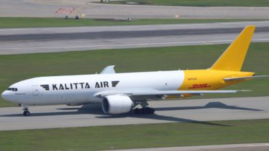 Photo of GECAS to lease first 777-300 converted freighters to Kalitta Air
