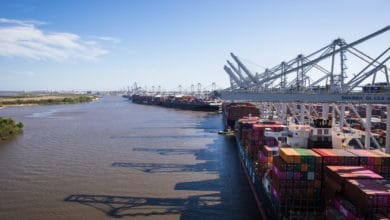 Photo of Search ends for Port of Savannah longshoreman