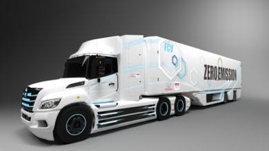 Photo of Hino, Toyota bringing Class 8 fuel-cell truck to North America next year