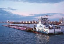 Photo of Demand for Kirby's inland tank barges sank in Q3